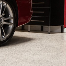 Seward Garage Floor Epoxy
