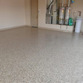 Epoxy Garage Flooring Waverly